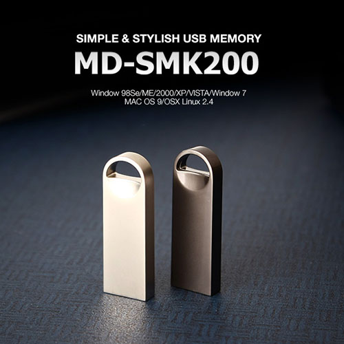 [USB 8G]MD-SMK200 USB메모리8G [4G-64G]